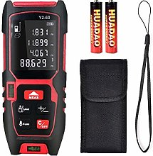 Findema Handheld Laser Measure Mute Laser Distance
