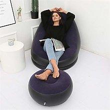 Findema   Inflatable Air Mattress Lazy Sofa Lounge