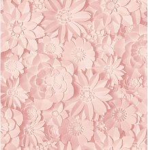 Fine Decor - Fine Décor Dimensions Floral Pink