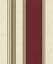 Fine Decor - Rich Red/Gold Glitter - M0803 -