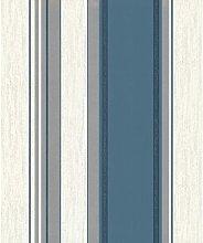 Fine Decor - Teal/Silver Glitter - M0801 - Synergy