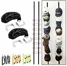 FINGER TEN Baseball Cap Hat Storage Rack Holder