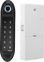Fingerprint Cabinet Lock for Wardrobe File Cabinet