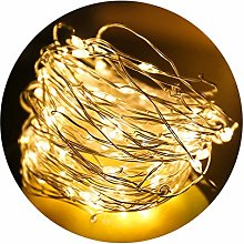 FINIVE 1/2M LED Christmas Fairy Lights with