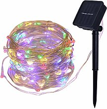 FINIVE 10m 100LED Christmas Lights, Outdoor