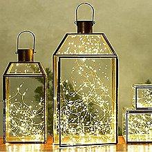 FINIVE 2Pcs LED Christmas Lights, Fairy Lights