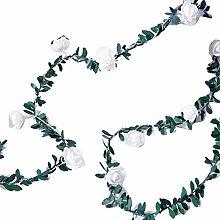FINIVE LED Christmas Lights, Simulation Leaf