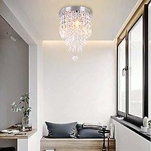 Finktonglan Crystal Ceiling Lamp Mordern Pendant