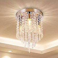 Finktonglan Crystal Ceiling Light Mini Modern