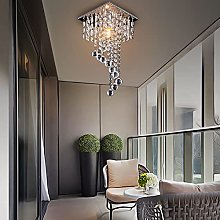 Finktonglan Crystal Chandelier, Modern Ceiling