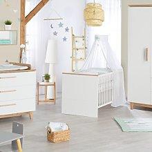 Finn Cot Bed 3 Piece Nursery Furniture Set roba