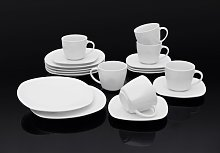 Fino 18 Piece Place Setting Set, Service for 6