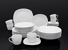 Fino 30 Piece Place Setting Set, Service for 6