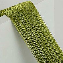 Finoki String Curtain, Sliding Curtains, String
