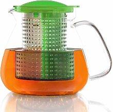 Finum Loose Leaf Tea Control Glass Brewing