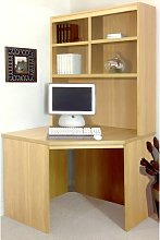 Fiona Corner Computer Desk Ebern Designs Finish: