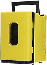 FIONAT 10L 220V Car Refrigerator Automoble Mini