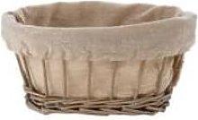 Fiorira' Un Giardino - Oval Wicker Basket