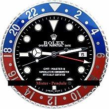FIR Rolex living room wall clock GMT-MASTER