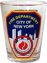 Fire Department New York City Souvenir FDNY Long
