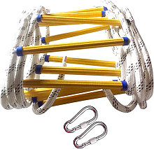 Fire Escape Rope Ladder Heavy Duty Fire Safety