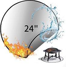 Fire Pit Mat, Fireproof Mat Protector & Grill Mat,