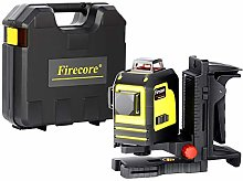 Firecore F93TR Professional 3D Red Laser Level
