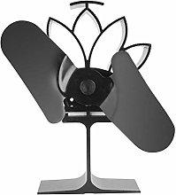 Fireplace Fan 2 Blade Wood Stove Fan Fireplace
