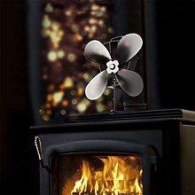 Fireplace Fan 4 Blades Fireplace Fan Stove Fan