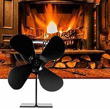 Fireplace Fan, Fireplace Heat Fan, Lightweight