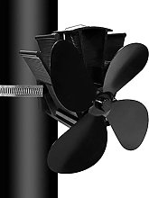 Fireplace fan with thermal power Air circulation