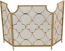 Fireplace Fence Fireplace Screen 3 Panel