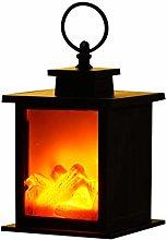 Fireplace Lanterns, Hunpta Christmas Decorative