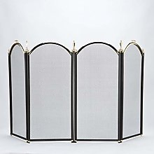FIREPLACE SAFETY & PROTECTION FIRE SCREEN GUARD