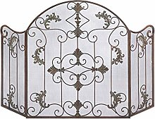 Fireplace Screen American Heating Home Fire Fence