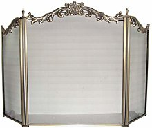 Fireplace Screen Wrought Iron Fireplace Cover