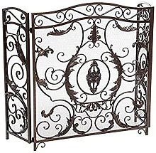 Fireplace Screens Antique Copper Fireplace Gate