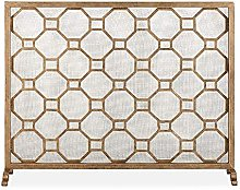 Fireplace Screens Modern Large Spark Guard for