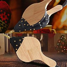 Fireplace tools wooden fireplace blast, manual
