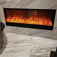 Fireplaces Mini Recessed and Wall Mounted Electric