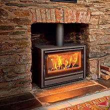 Firepower Opus Tempo 70 Wood Burning Stove Eco