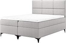 Firome - Minimalist Divan Bed with Linen Storage
