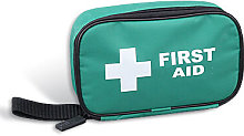 FIRST AID BAG 150x110X45mm (INCLUDING PRINTING) -
