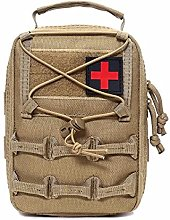 First Aid Bag Camping Tactical Medical Pouch EMT