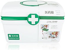 First aid kit Double First Aid Box PP Outdoor
