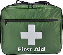 First aid kit Empty Emergency Medical Storage Bag,