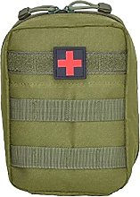 First Aid Kit, Molle Medical Bag Tactical Army