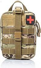 First aid kit Outdoor Sports Life- saving Kit,