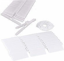 First blinds Vertical Blind Weights 89mm (3.5