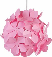 First Choice Lighting - Pink Flower Easy Fit Light